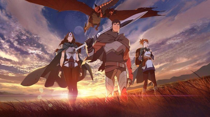 DOTA: Dragons Blood