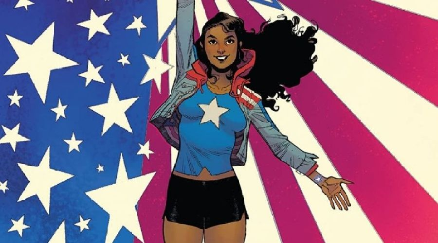 America Chavez: Born in the USA #1