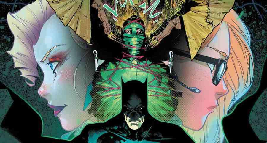 Batman #107 - But Why Tho?