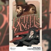 A New Look at America's First Woman Detective Kate Warne in Better Angels