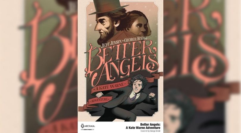 Better Angels: A Kate Warne Adventure