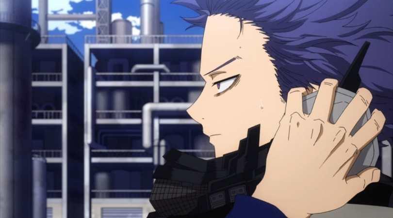My Hero Academia Episode 92