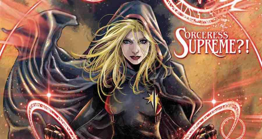 Captain Marvel #28