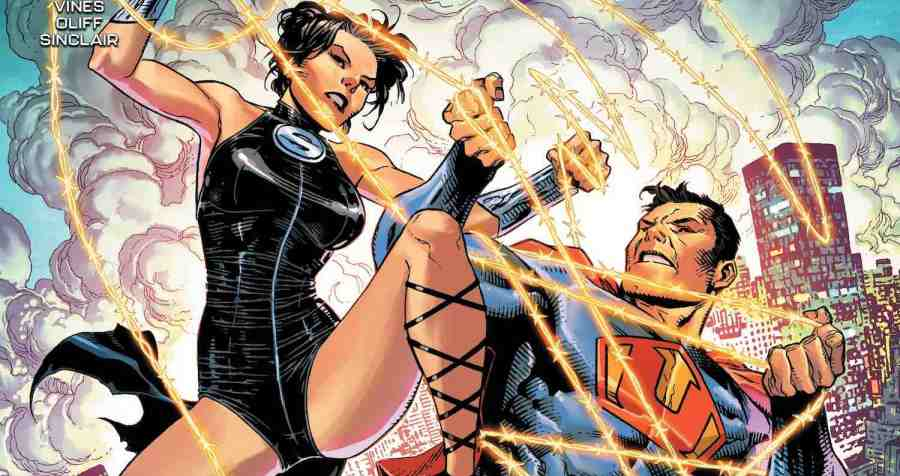 Crime Syndicate #2 - But Why Tho?