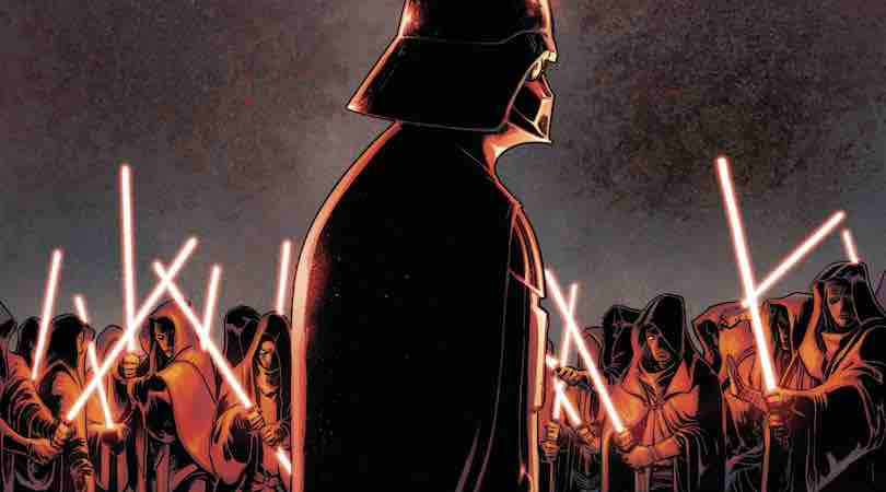 Darth Vader #11 - But Why Tho?
