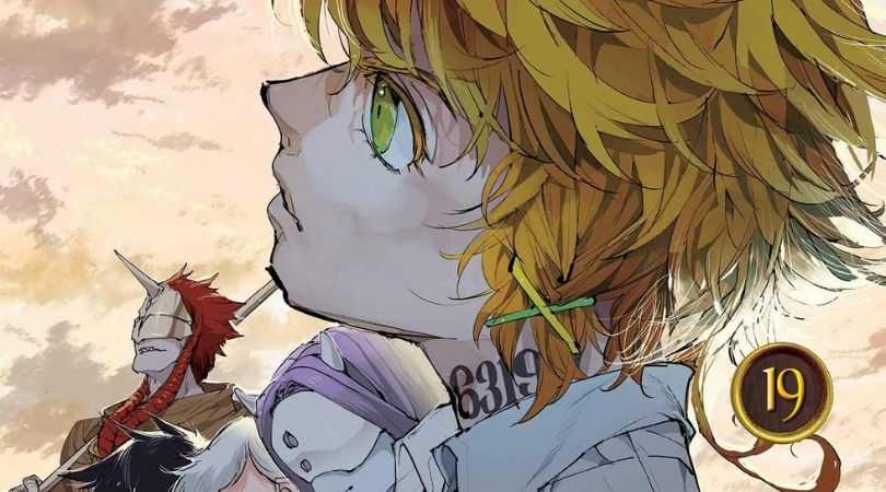 The Promised Neverland Episode 19