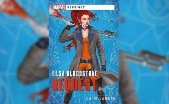Elsa Bloodstone: Bequest
