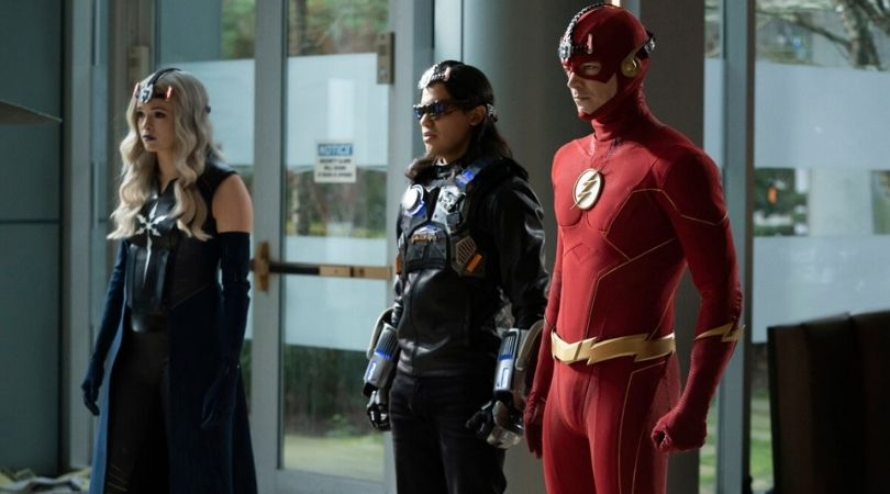 The Flash Season 7 Episode 5 - Fear Me