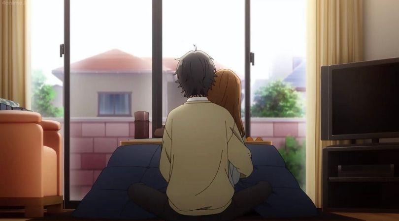 Horimiya Episode 13
