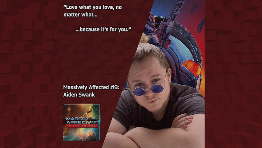 Massively Affected: Aiden Swank