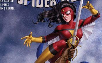 Spider-Woman #12