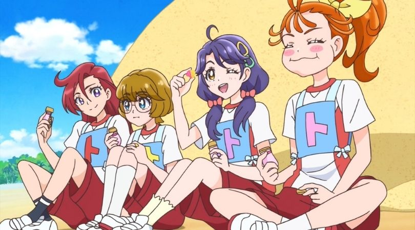 Tropical-Rouge PreCure Episode 11