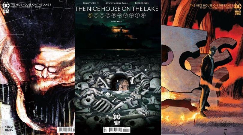 The Nice House On The Lake