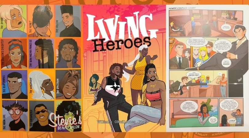 Living Heroes Stephanie Williams