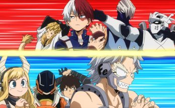 My Hero Academia Episode 95