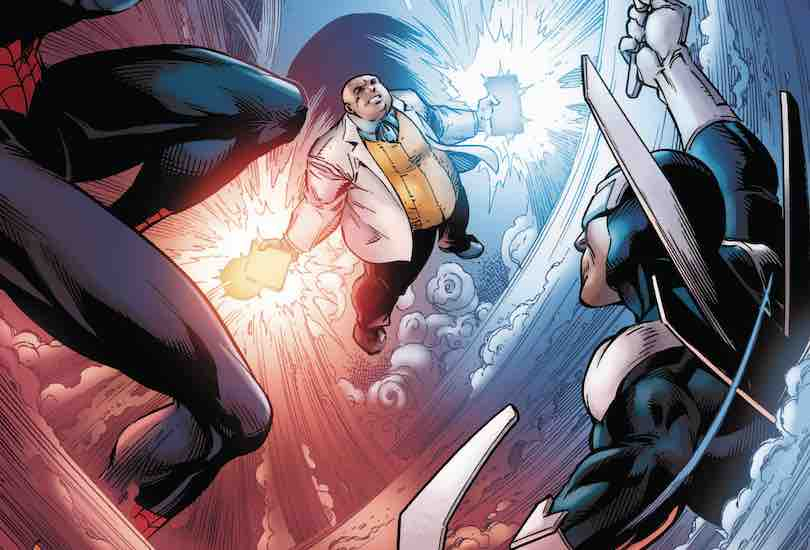Spider-Man: King's Ransom #1