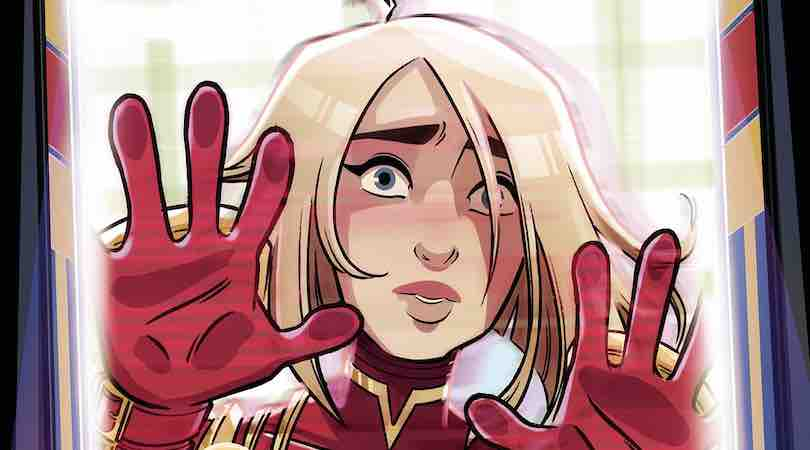 Marvel Action Captain Marvel #3 - But Why Tho?