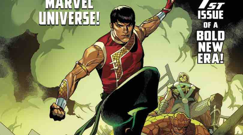 Shang Chi #1 - But Why Tho?