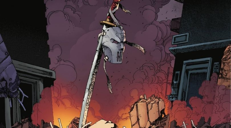 TMNT The Last Ronin #3- But Why Tho