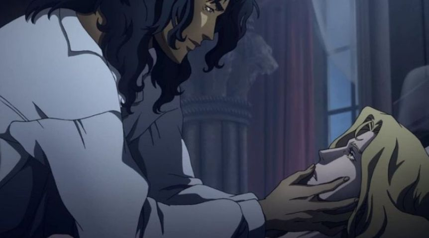 Castlevania Sex and Intimacy