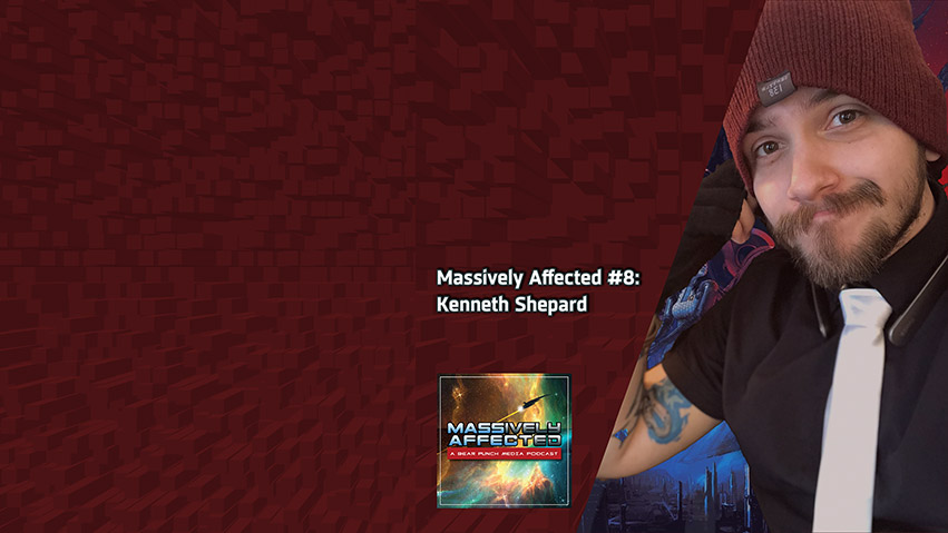 Massively Affected - Kenneth Shepard