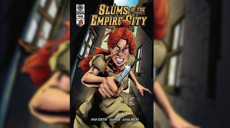 Slums of the Empire City