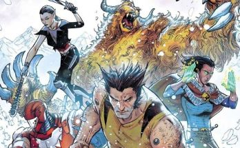 HEROES REBORN WEAPON X AND FINAL FLIGHT #1 - But Why Tho