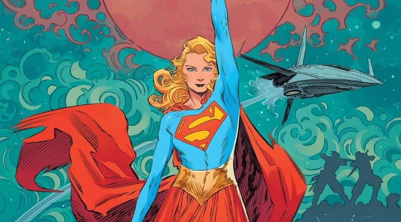 Supergirl Wonder of Tomorrow #1 - But Why Tho