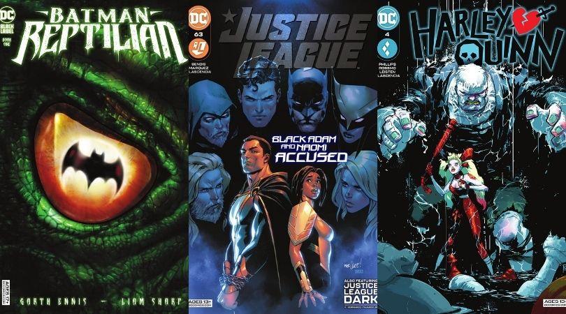 DC Comics to Read June