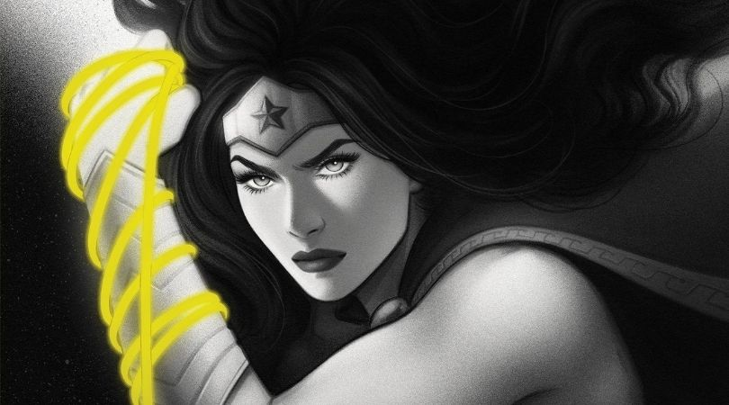 Wonder Woman: Black and Gold #1