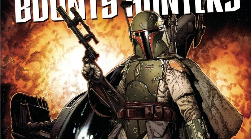 war of the bounty hunters #1 - But Why Tho