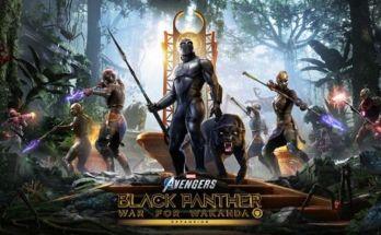 War For Wakanda Expansion
