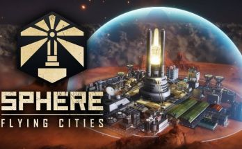 Sphere-Flying Cities