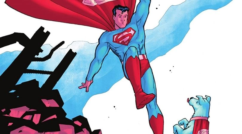 Superman: Red and Blue #5