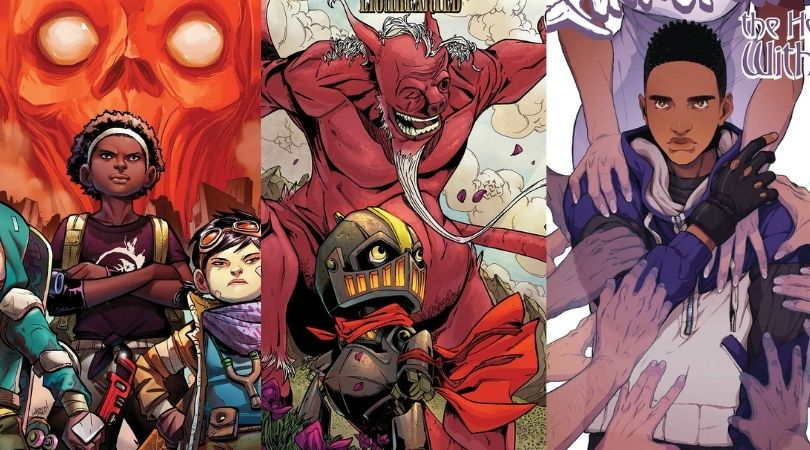 Indie Comics July 14th - But Why Tho