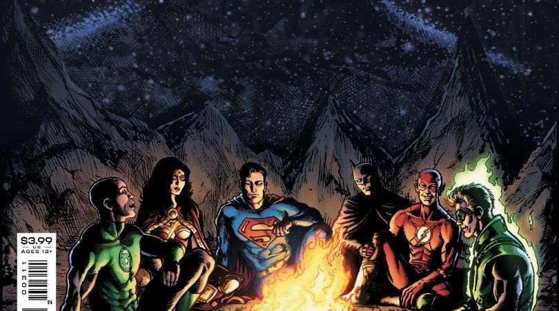 Justice League Last Ride #3 - But Why Tho