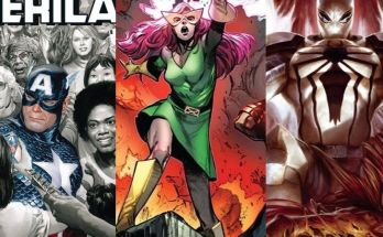 Marvel Comics July 7th - But Why Tho
