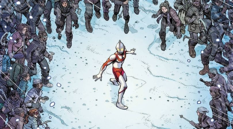 The Trials of Ultraman #4 - But Why Tho
