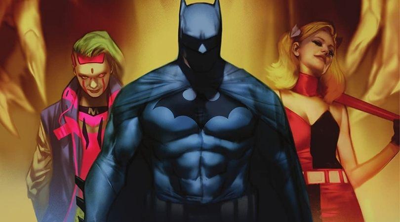 Batman: Fear State: Alpha #1
