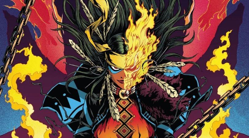Spirits of Vengeance Spirit Rider #1 - But Why Tho