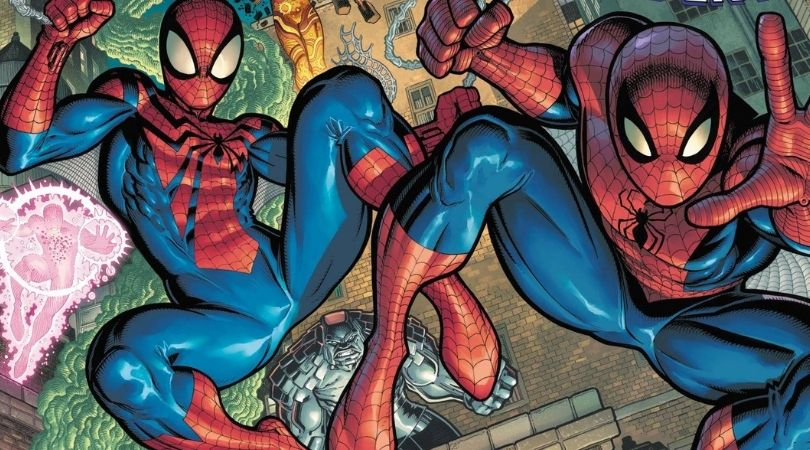 October 2021 Marvel Comics - Amazing Spider-Man #75 - But Why Tho