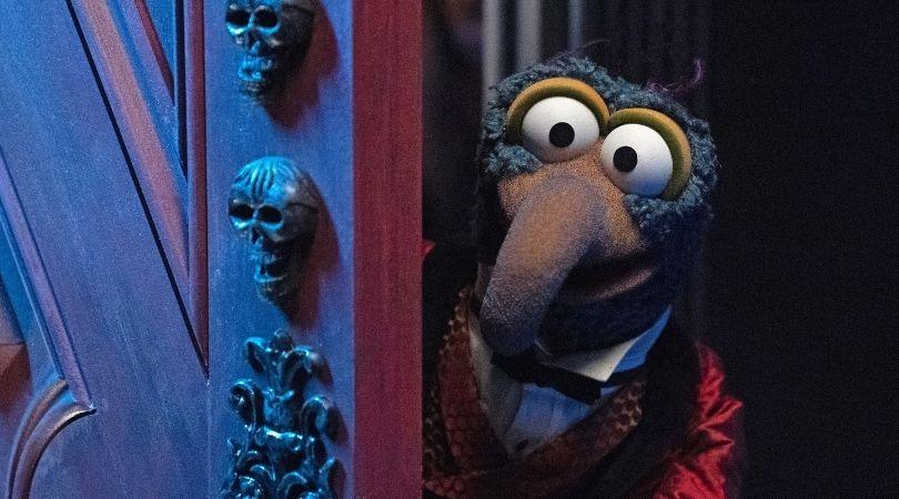 Muppets Haunted