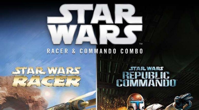 Star Wars Classic games