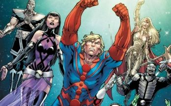 Eternals Forever #1 - But Why Tho