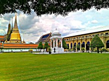 still the Grand Palace in Bangkok, Thailand