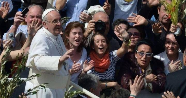 ¿Feministas con el Papa?