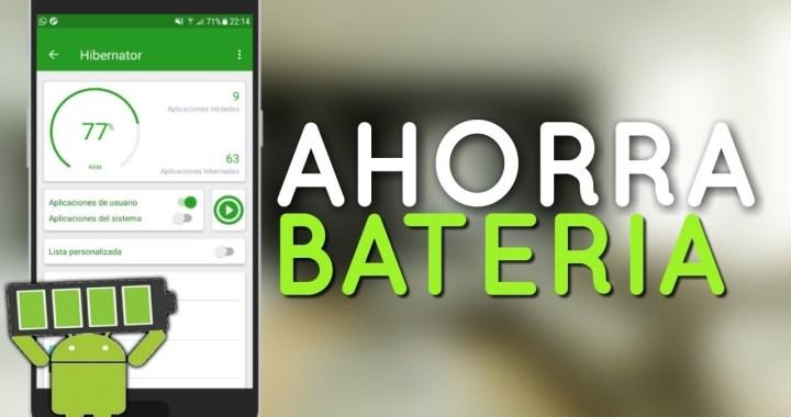Google presentó una aplicación para que la batería del celular dure más