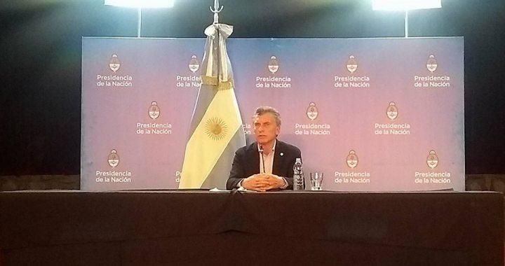 Macri en Salta: el veto a la ley anti-tarifazos y todo lo demás