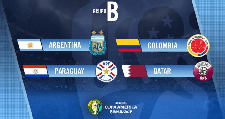 La Selección ya conoce a sus rivales para la Copa América