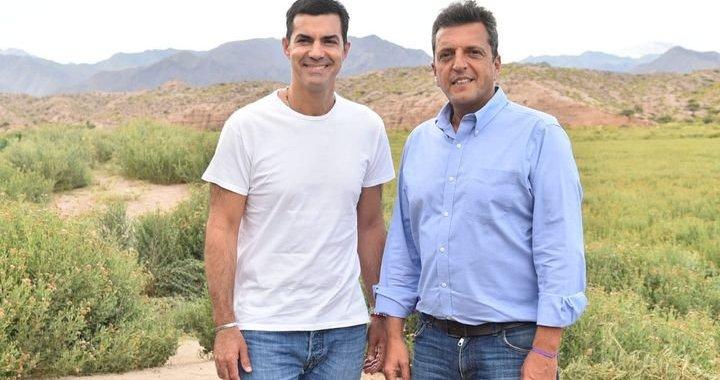 "Urtubey, sin memoria: ""Me da pena ver a Massa con La Cámpora"""